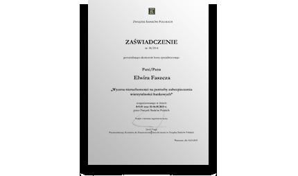 Związek Banków Polskich – zaświadczenie